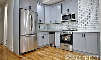 Kitchen, 1576 Lincoln Pl 1B, 1