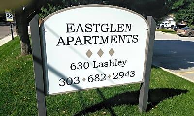 Eastglen Apartments, 1