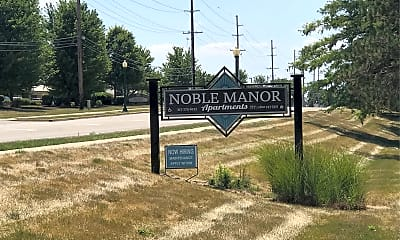 Noble Manor Apartments, 1