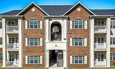 Building, Mason Estates Apartments, 0