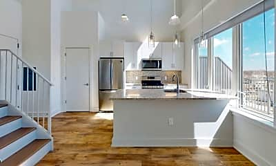 Kitchen, 33 Ashland Ave PH15, 0