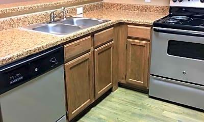 Kitchen, Isabella Acres, 1
