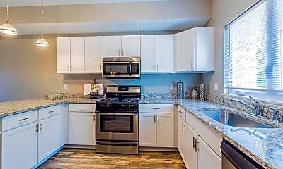 Kitchen, Waterford Townhomes, 2