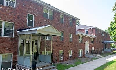 Building, 73 Park Ave W, 1