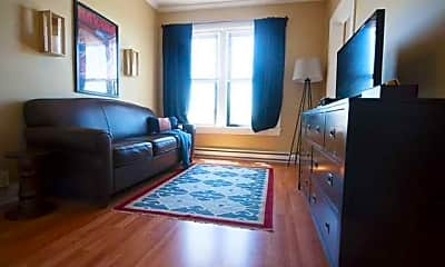 Living Room, 860 Hinman, 1