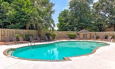 Pool, Oak View Place, 0