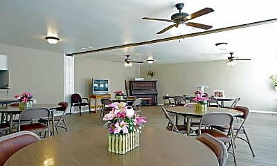 Clubhouse, King Place Senior Living, 1