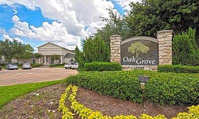 Community Signage, Oak Grove, 2