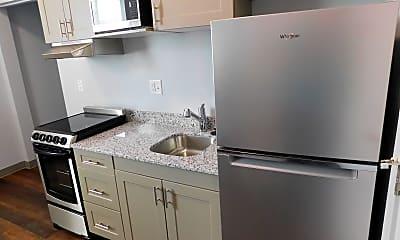 Kitchen, 435 S 400 E, 1