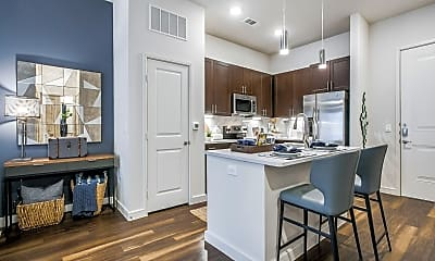 Kitchen, Reserve at Spring Creek, 1