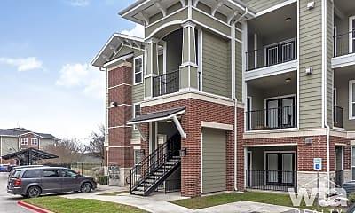 Building, 12612 N Lamar Blvd, 2
