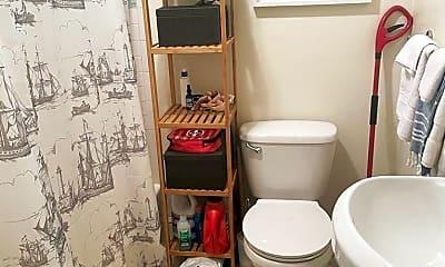 Bathroom, 133 Waverly Ave 1, 2