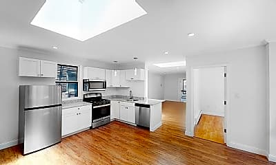 Kitchen, 214 Hanover St., #3, 1