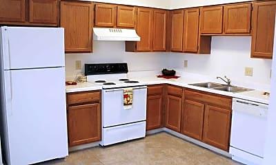 Kitchen, Lakota Pointe I Apartments, 1