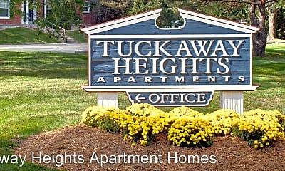 Community Signage, 5470 S Tuckaway Ln, 1