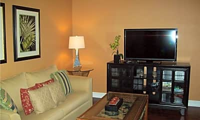 Living Room, 11080 Harbour Yacht Ct 201, 2