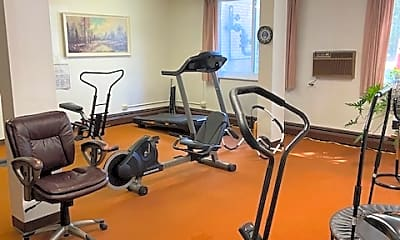 Fitness Weight Room, 7801 W 35th Ave, 2