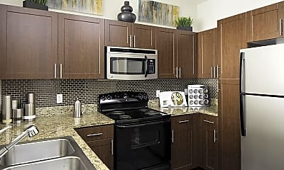 Kitchen, Talavera Apartments, 0