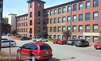 Building, 245 River St, 1