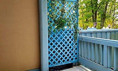 Patio / Deck, 1409 Harbourside Dr, 2