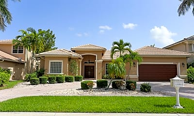 Building, 6659 Conch Ct, 1