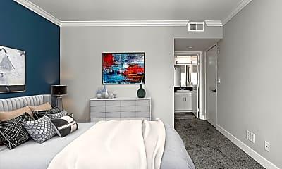 Bedroom, Magnolia Terrace Apartments, 1