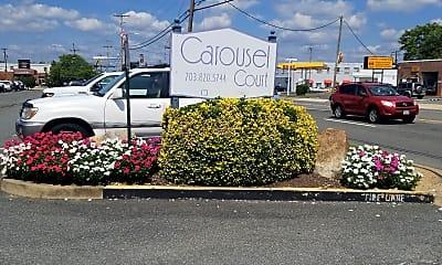 Carousel Court, 1