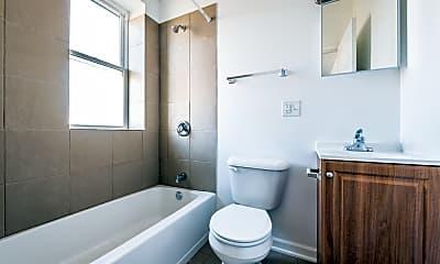 Bathroom, 1145 N Austin, 2