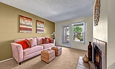 Living Room, Cypress Pointe, 1