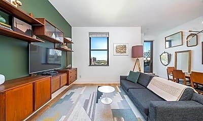 Living Room, 4 Beacon Way 411, 1