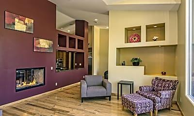 Living Room, 5429 E Calle Redonda, 1
