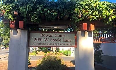 Rowan Court Apartments, 1
