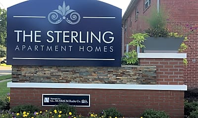The Sterling Apartment Homes, 1