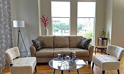 Living Room, 2307 Camden Dr, 0