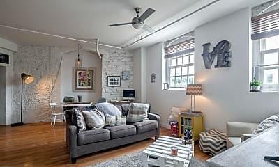 Living Room, 4 Leverington Ave 302, 0