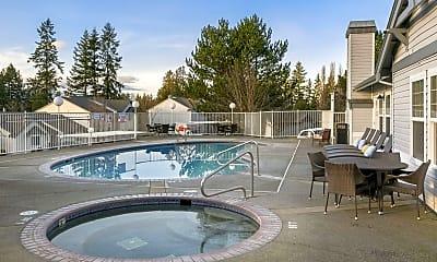 Pool, Atlas Apartments, 2