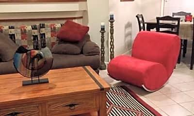 Living Room, 15050 N Thompson Peak Pkwy 1054, 2