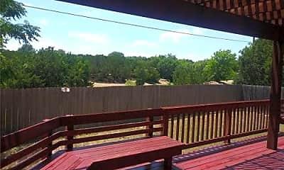 Patio / Deck, 8310 Menlo Park Pl, 2