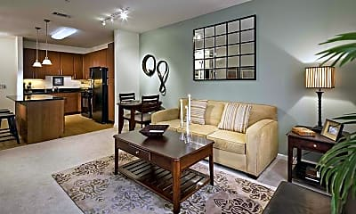 Living Room, Avalon Norwalk, 1