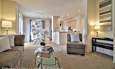 Living Room, 440 Navaro Pl, 0