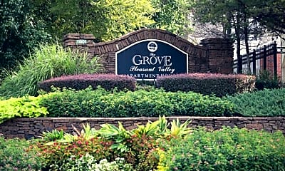 Community Signage, The Grove Pleasant Valley, 1