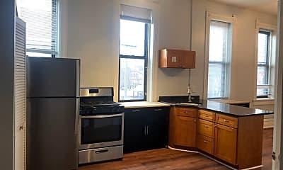 Kitchen, 1801 S Throop St, 0