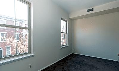 Bedroom, 524 N 19th St, 1