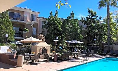 Pool, Canyon View, 1