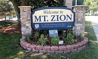 Mount Zion Pleasant View, 1
