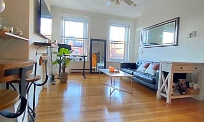 Living Room, 230 Newbury St, 1