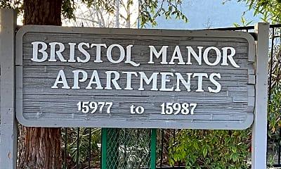 Community Signage, 15977-15987 Maubert Avenue, 0