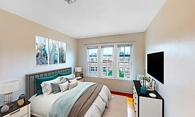 Bedroom, 15 Glenville Avenue, Unit 21, 0