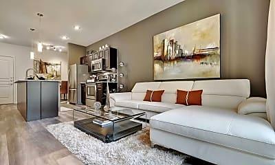 Living Room, 11400 Domain Drive Ste 115, 1