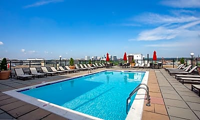 Pool, 950 25th St NW 1017-N, 2